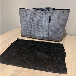 State Of Escape Escape Neoprene Tote Bag